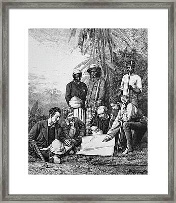 Henry Stanley Framed Print