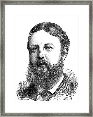 Henry Stephenson Framed Print by Collection Abecasis