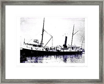 Henry Warrington Framed Print by Tom Geiger