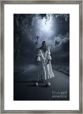 Her Fortune Framed Print by Svetlana Sewell