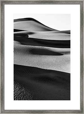 Her Legs Framed Print by Jon Glaser