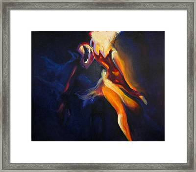 Her Name Was Finvola Framed Print