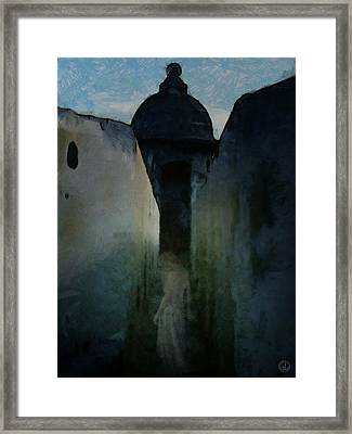 Her Way In Framed Print