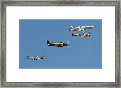 Framed Print featuring the photograph Heritage by David S Reynolds