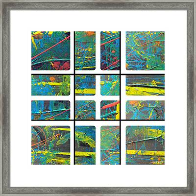 Framed Print featuring the photograph Herbal Thoughts Part One by Sir Josef - Social Critic - ART