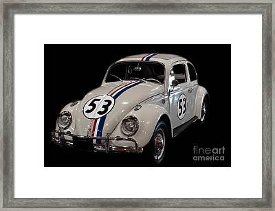 Herbie Framed Print