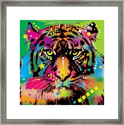 Here Kitty Kitty Framed Print by Gary Grayson