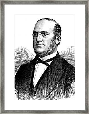 Hermann Kolbe Framed Print