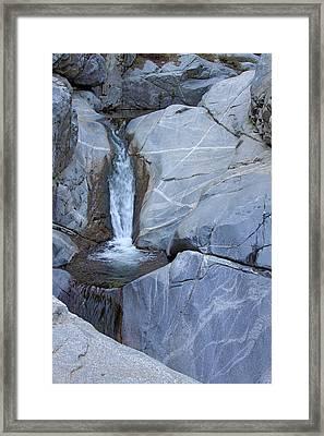 Hermit Falls Framed Print by Viktor Savchenko