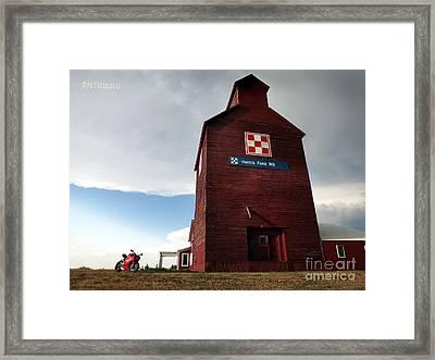 Herrick Mill Sd Framed Print by AntiHero Panigale
