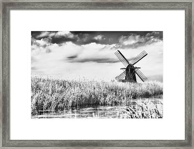 Herringfleet V Framed Print