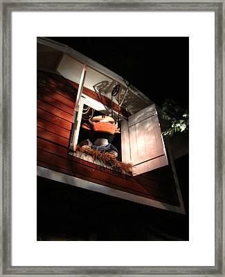 Hershey Park - 121219 Framed Print by DC Photographer