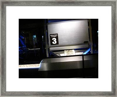 Hershey Park - 121225 Framed Print by DC Photographer