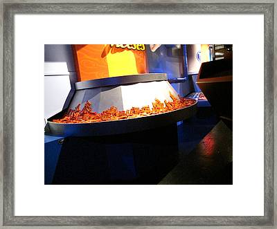 Hershey Park - 121236 Framed Print by DC Photographer