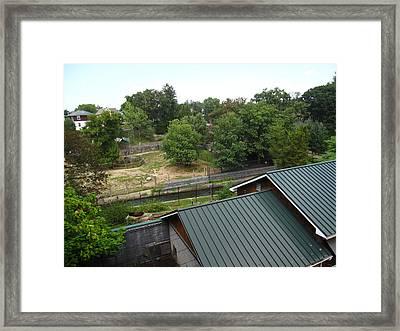 Hershey Park - 12126 Framed Print by DC Photographer