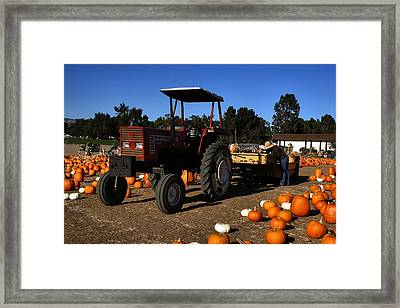 Framed Print featuring the photograph Heston 80-66 by Michael Gordon
