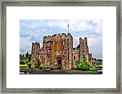 Hever Castle Framed Print by Chris Thaxter