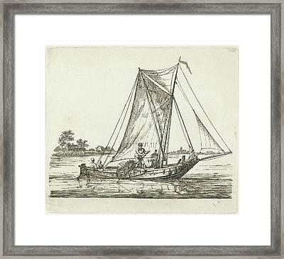 Heynst, Gerrit Groenewegen Framed Print