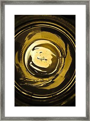 Hi Honey Framed Print by Nathan Wright
