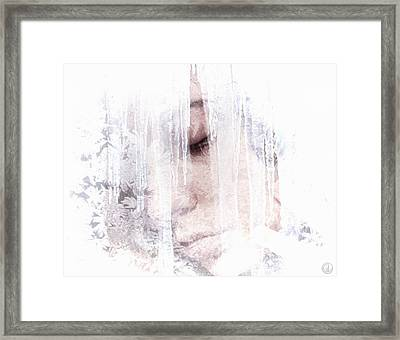 Hibernation Framed Print by Gun Legler
