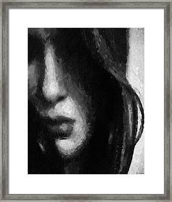 Hidden Away Framed Print by Joe Misrasi