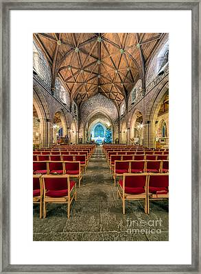 Hidden Gem Framed Print by Adrian Evans