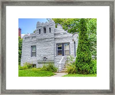 Hidden Gems Of Ann Arbor #17 Framed Print