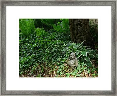 Hidden Gems Of Ann Arbor #3 Framed Print