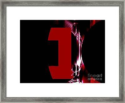 Hidden - Kristi Kruse Framed Print