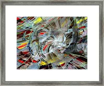 Hidden Love Framed Print