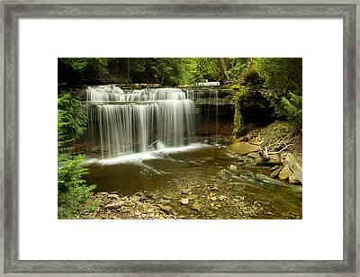 Hidden Paradise Framed Print by Ray Love