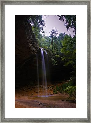 Hidden Rainbow Framed Print