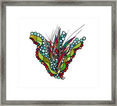 Hidden Treasures Framed Print by Kate Collver