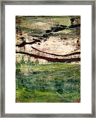 Hidden Treasures Framed Print by Natalie Starnes