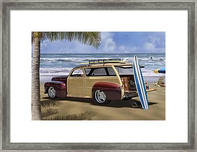 Hideaway 2 Framed Print
