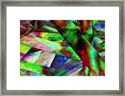 Hideaway Framed Print by Paula Ayers