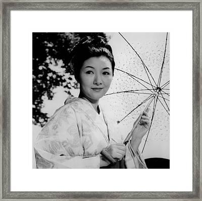 Hideko Takamine Framed Print by Dan Twyman