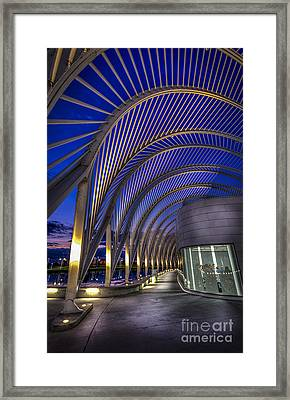 High Academics Framed Print by Marvin Spates