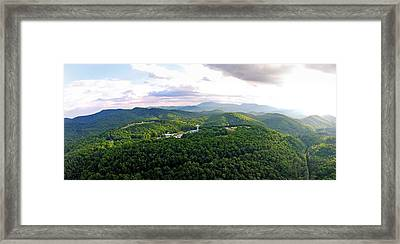 High Country 1 In Wnc Framed Print