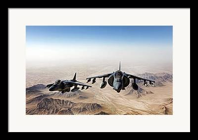 Helmand Province Framed Prints