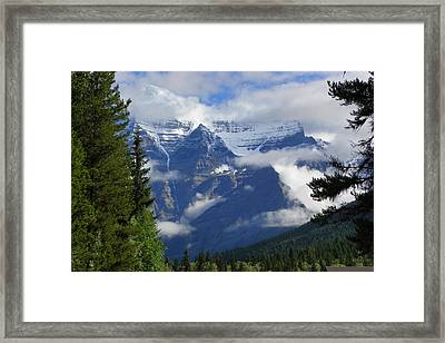 High Expectations Framed Print