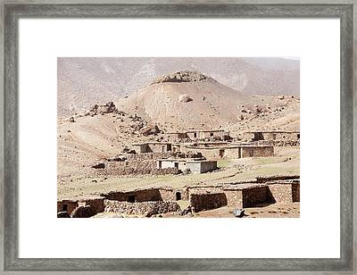 High Grazing Land Framed Print by Ashley Cooper