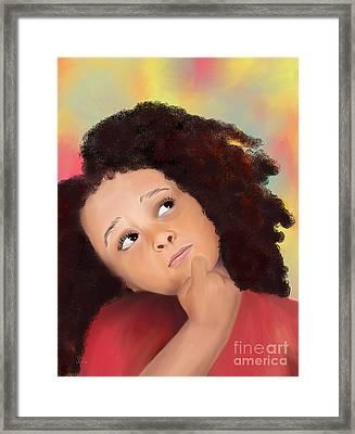 High Hopes Framed Print by Sydne Archambault