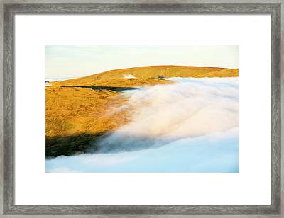 High Street From Red Screes Framed Print
