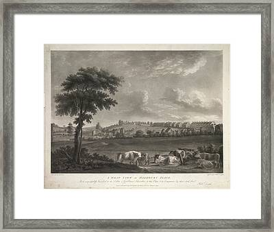 Highbury Place Framed Print by British Library