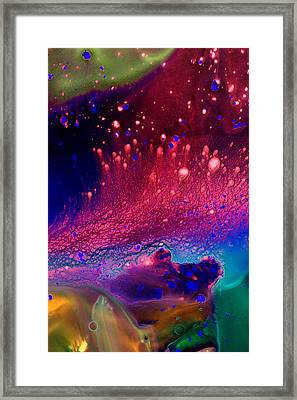 Higher Thoughts Framed Print by Christine Ricker Brandt