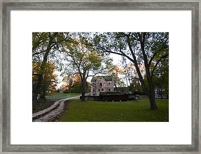 Highland Farms Near Fort Washington Pa Framed Print by Bill Cannon