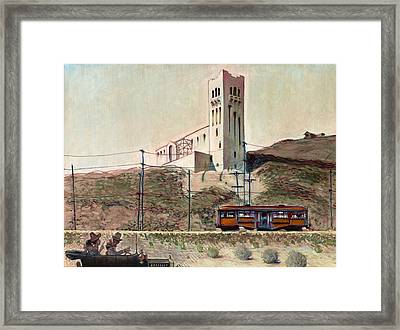 Highland Park 1914 Framed Print