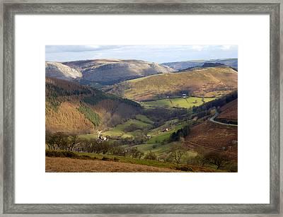 Highlands 2 - Scotland Framed Print by Mike McGlothlen