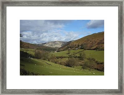 Highlands - Scotland Framed Print by Mike McGlothlen